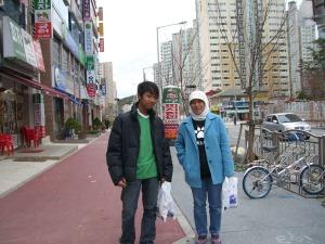 Salah Satu Sudut Kota Banseok, Daejeon, Korea Selatan yang Bersih