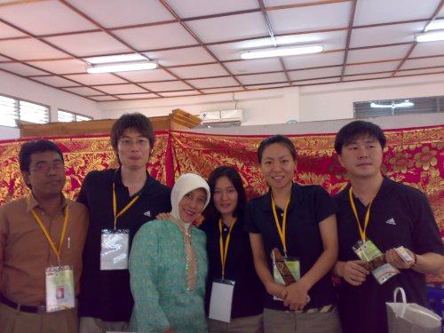 peserta dan trainer AIV 2007 di Bali