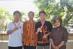 Ridwan, Drs. Suparno, M.Pd., Adit, Bu Evi