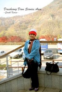 Daecheong Dam Service Area Korea Selatan